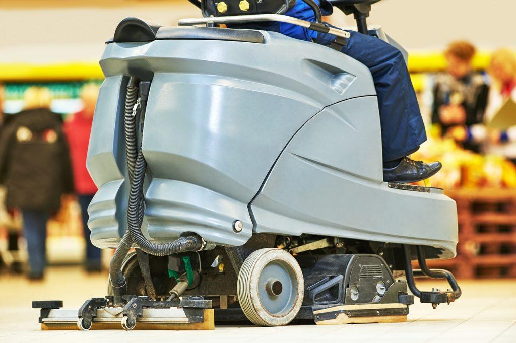 industrial, floor, cleaners